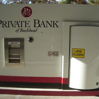 Private Bank & ATM 001