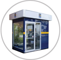 Electronic Mini Branch Kiosk