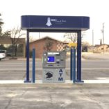 FNB-Ft. Stockton-ATM With Canopy-Front View-Dec. 2013